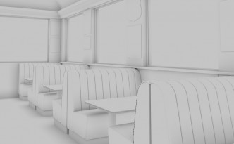 Ambient Occlusion in 3D Studio Max